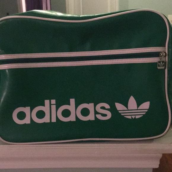 7f3538b6cf adidas Handbags - Adidas Original Airline Vintage